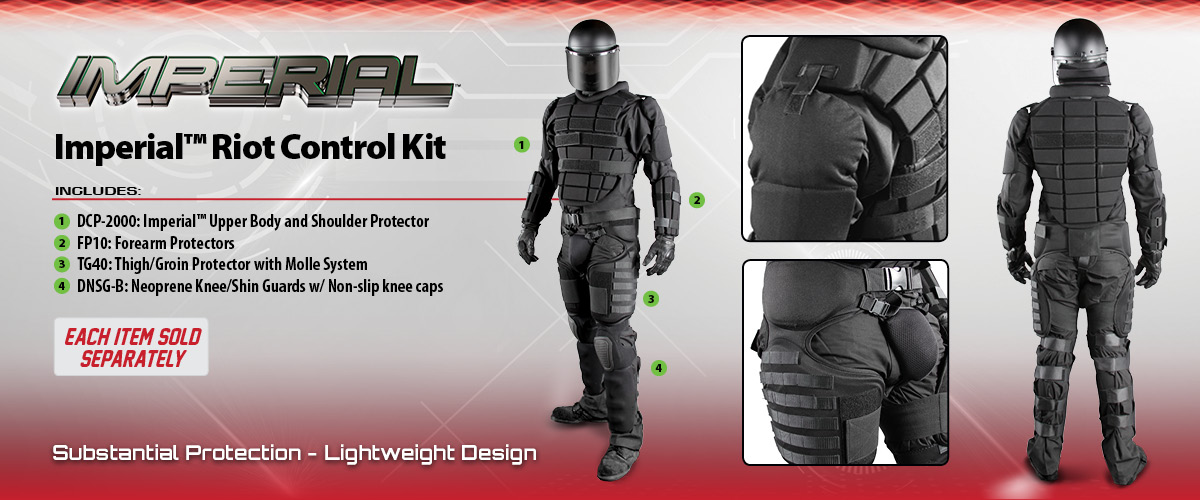 Imperial Riot Control Kit from Damascus Gear