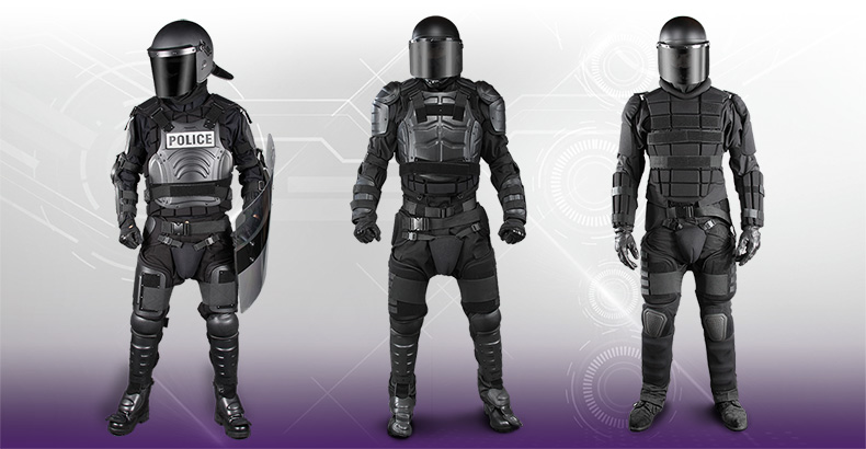 Damascus Riot Protective Suits